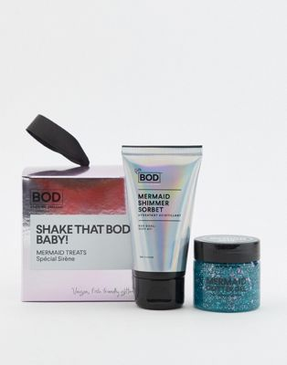 BOD - Shake That BOD Like A Mini Mermaid ! - ÉCONOMIE 20%