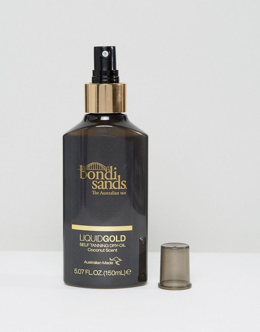 Bondi Sands - Liquid Gold Selvbrunerolie 150ml-Gennemsigtig