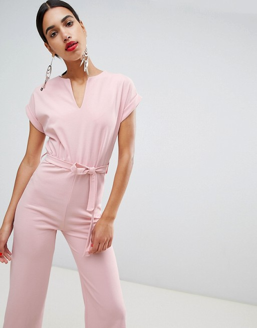73f1e5c22a9 boohoo-tailored-wide-leg-jumpsuit-in-pink by boohoo