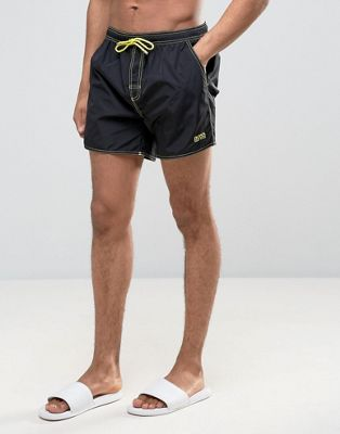 BOSS Lobster Swim Short In Black