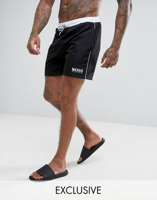 BOSS Star Fish swim shorts exclusive