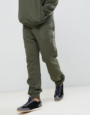 BOSS Supersonic jogger in khaki