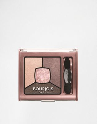 Bourjois Smoky Stories - Quad Eyeshadow Palette
