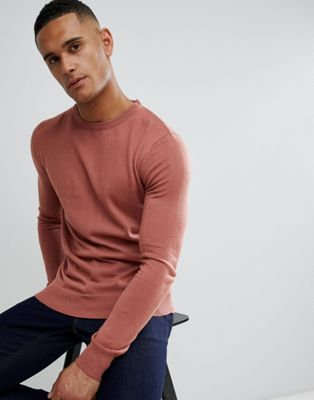 Image 1 of Brave Soul Crew Neck Sweater