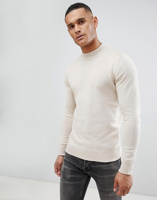 Brave Soul Turtleneck Sweater
