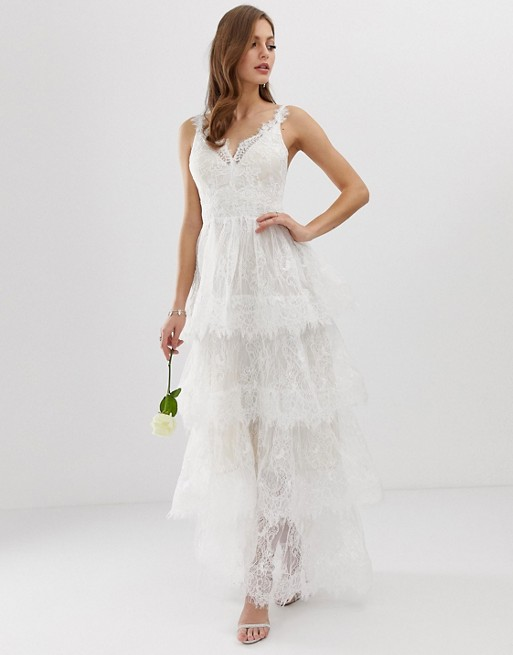 Bronx & Banco exclusive Antoinette bridal gown