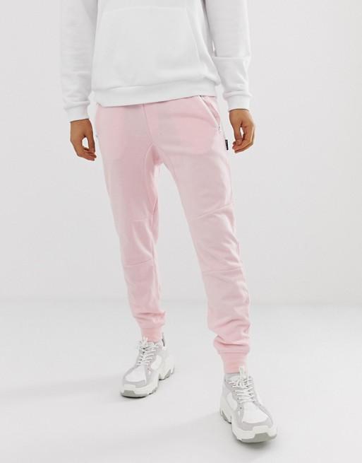 Brooklyn Cloth – Jogginghose mit Reißverschlusstaschen