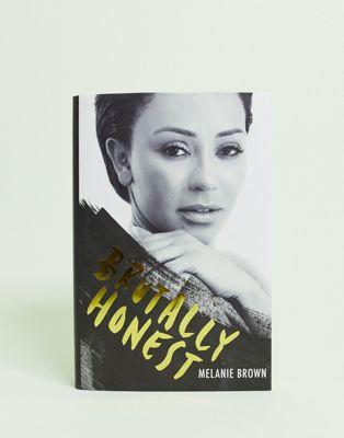 Brutally Honest autorstwa Melanie Brown