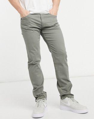 Ted Baker slim fit five pocket trouser - ASOS Price Checker