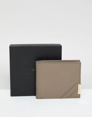 Бумажник с тиснением Paul Costelloe