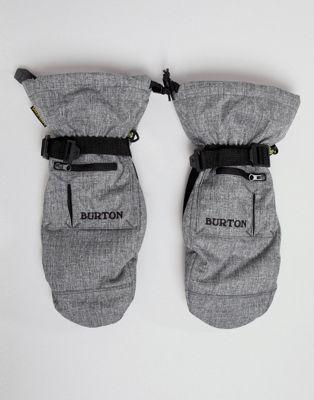 Bild 1 von Burton Snowboards – Baker Under – 2-in-1-Fäustlinge in Grau