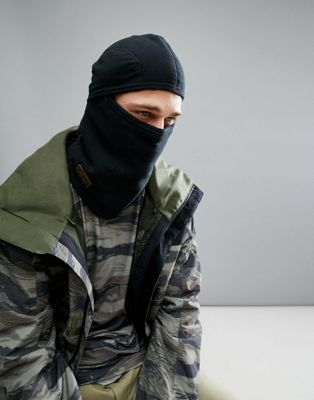 Burton Snowboards Ember Fleece Balaclava in Black