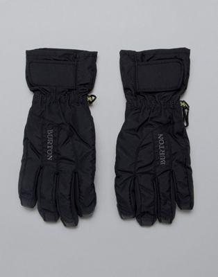 Burton Snowboards – Profile Under – Schwarze Handschuhe