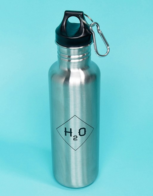 Бутылка для воды Gift Republic H2O - 750 мл