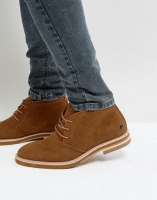 Call It Spring Adraecien Suede Desert Boots In Tan