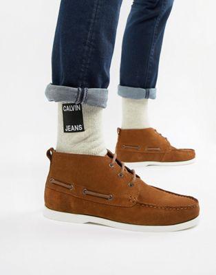 Calvin Klein Jeans - Chaussettes amples côtelées