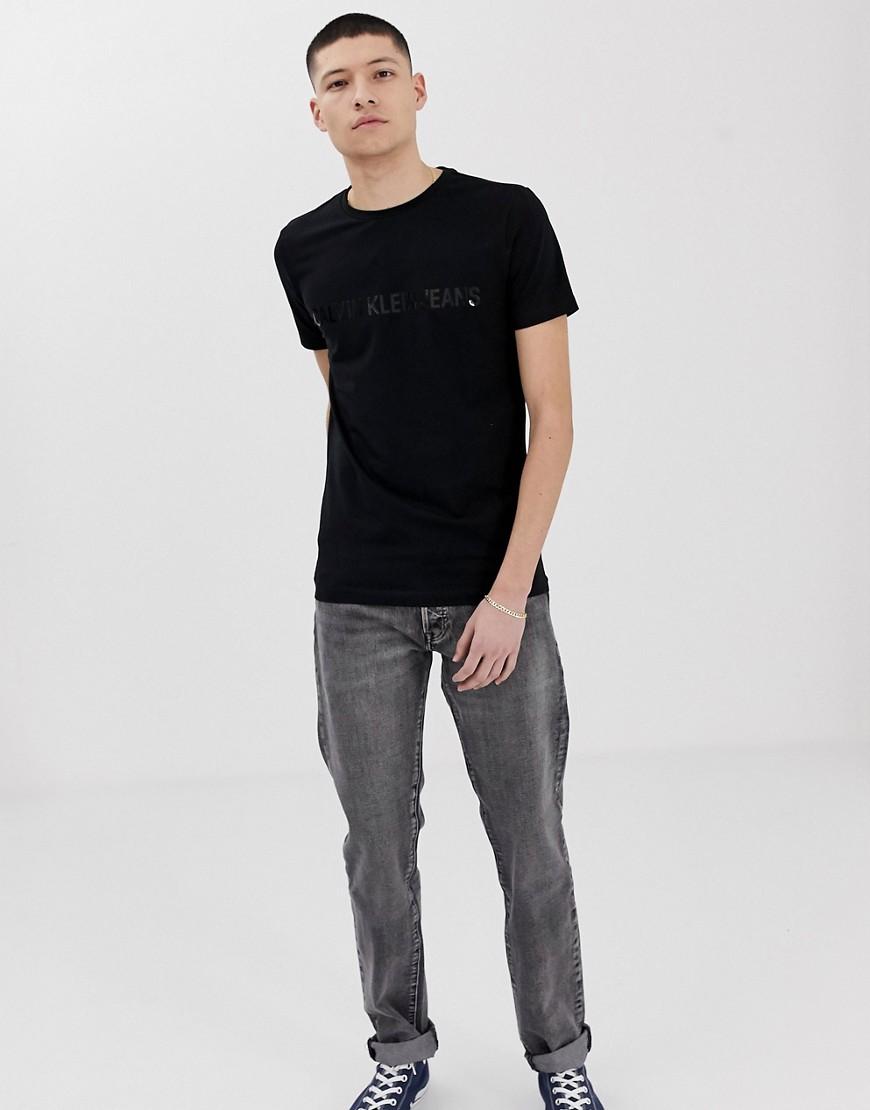 Calvin Klein Jeans Logo Star Regular Fit T Shirt by Calvin Klein