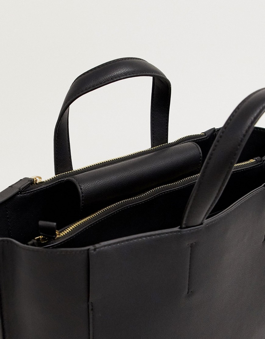 Calvin Klein Metropolitan Tote Bag by Calvin Klein