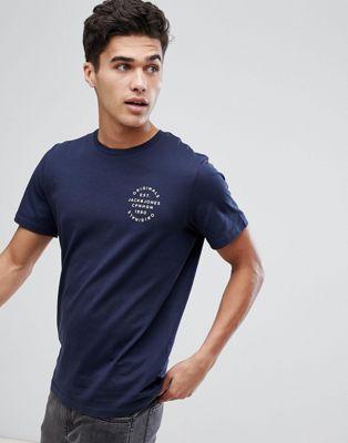 Camiseta con la marca en el pecho Originals de Jack & Jones