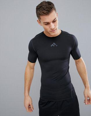 Camiseta interior negra de FIRST