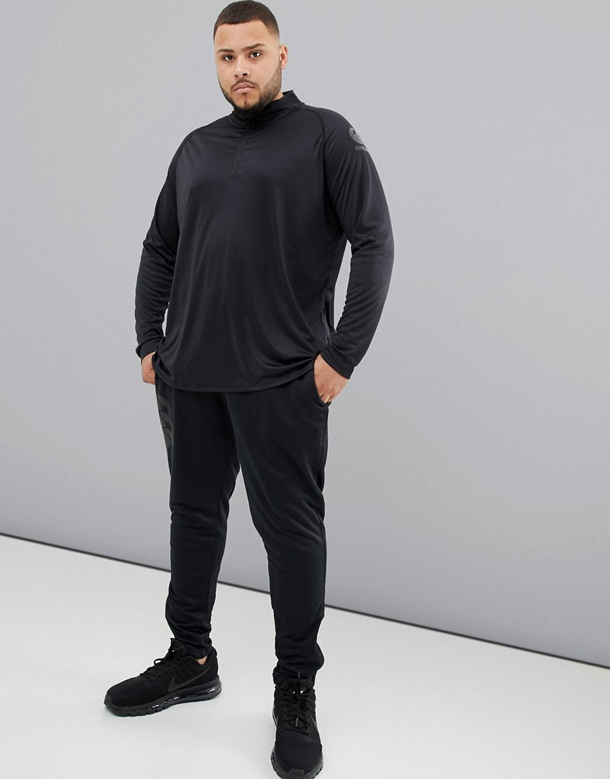 Canterbury Plus Vapodri Tapered Stretch Pants In Black Exclusive To Asos by Canterbury Of New Zealand