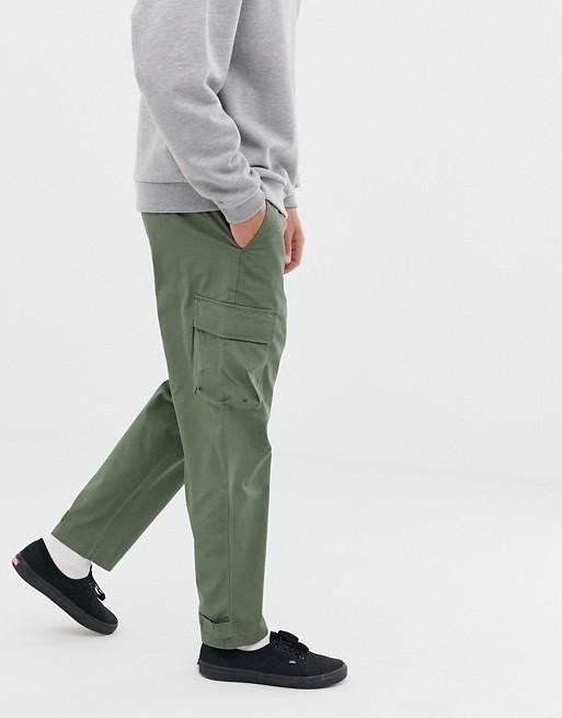 2832763328e5d0 Carhartt WIP - Laxford - Pantaloni cargo verde dollaro | ASOS