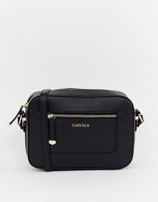 Carvela – Eckige Umhängetasche