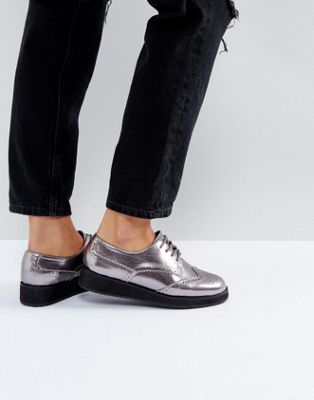 Carvela Flatform Lace Up Shoe