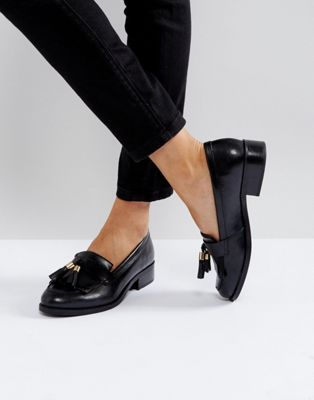 Carvela Leather Tassel Loafer