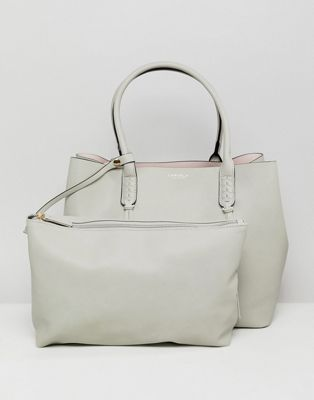 Carvela Selena Plait Front Minimal Tote Bag