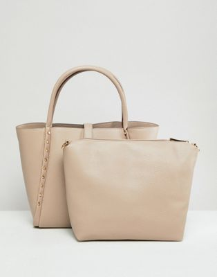 Carvela Studded Soft Tote Bag