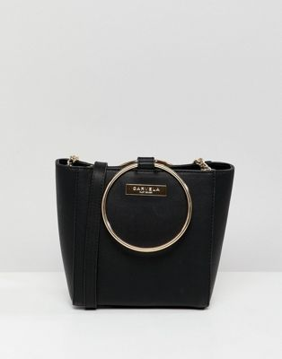 Carvela Super Circle Handle Across Body Bag
