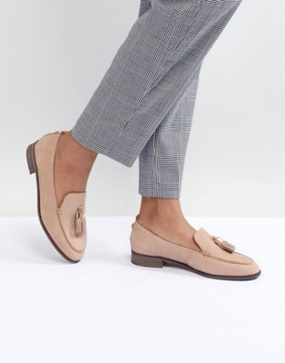 Carvela Tassle Leather Loafer