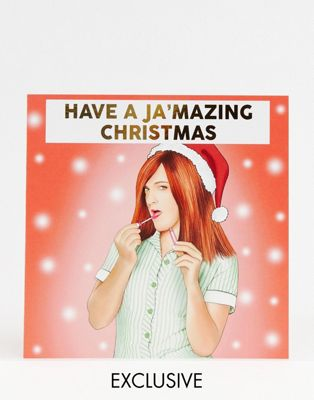 Central 23 - Exclusieve kerstkaart 'have a ja'mazing Christmas'