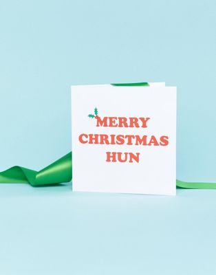 Central 23 exclusive merry Christmas hun card
