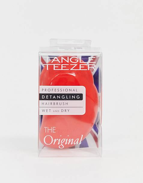 Cepillo para desenredar The Original Tangle Teezer - Strawberry Passion