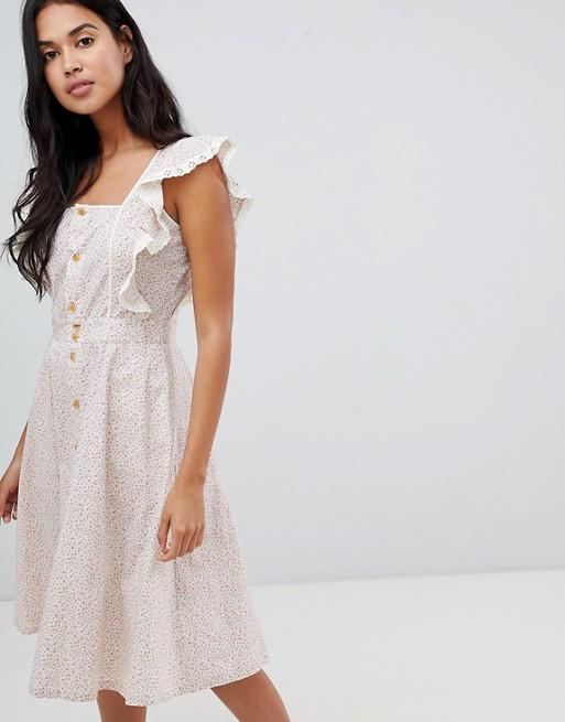 Изображение 1 из Чайное платье Polo Ralph Lauren