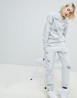 Champion Description Tracksuit Bottoms Co-Ord