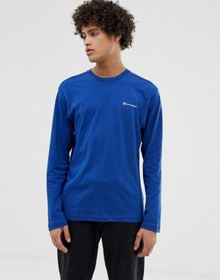 Image 1 of Champion Long Sleeve T-Shirt