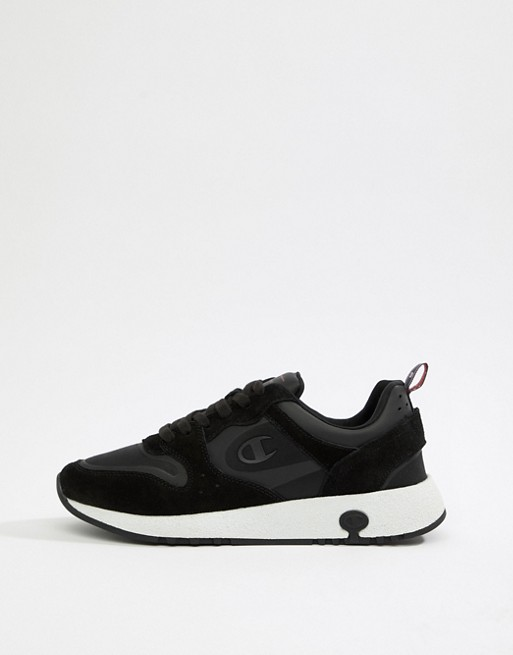 Image 1 of Champion VX Sneakers In Black