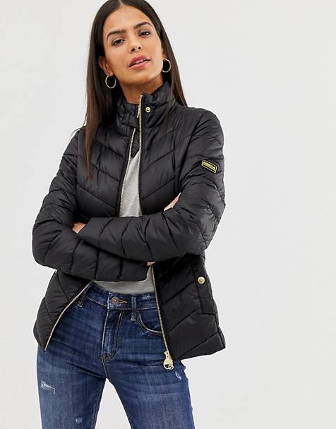 Chaqueta guateada Aubern de Barbour International