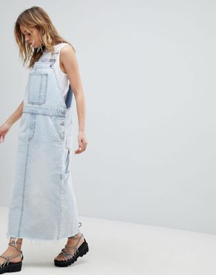Cheap Monday 90s Dungaree Dress