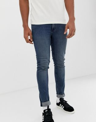 Cheap Monday – Blå, tighta jeans