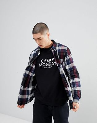 Cheap Monday Checked Shirt