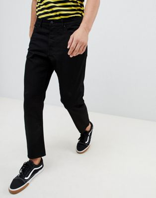 Cheap Monday In Law 90s Fit Jeans In Black