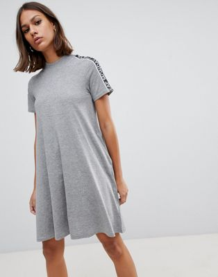 Cheap Monday Mystic tape sleeve dress