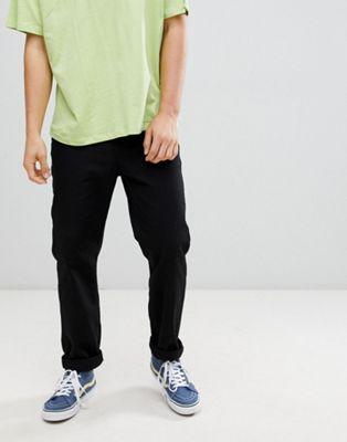 Cheap Monday - Neo - Pantaloni slim in twill