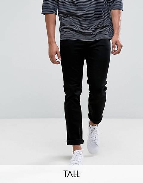 Cheap Monday Sonic Slim Jeans Deep Black