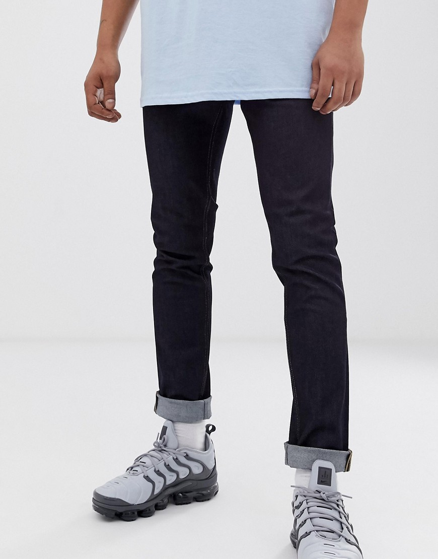 Cheap Monday Strakke skinny jeans in blauw