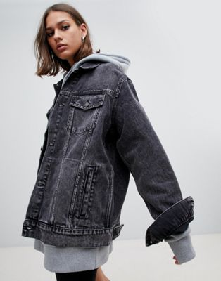 Cheap Monday Upsize denim jacket